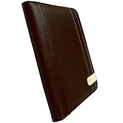 Krusell 71178 Gaia Folio Case for Apple iPad - Brown