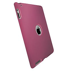 Krusell 71248 ColorCover Tablet Case for Apple iPad 2 / NEW iPad 3 / iPad 4 - Pink Metallic