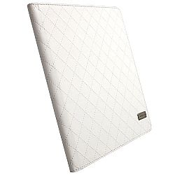 Krusell 71251 Avenyn Tablet Case for Apple iPad 2 / NEW iPad 3 / iPad 4 - White