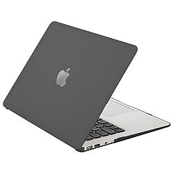 Krusell 71289 FrostCover Laptop Case for Apple MacBook Air 11.6 - Transparent Black