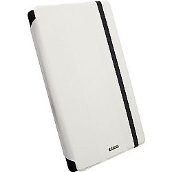 Krusell 71358 Malmo Universal Tablet Case with Stand - Small - White