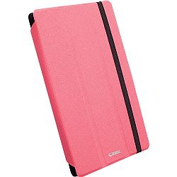 Krusell 71359 Malmo Universal Tablet Case with Stand - Small - Pink