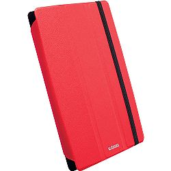 Krusell 71361 Malmo Universal Tablet Case with Stand - Small - Red