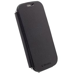 Krusell 75563 FlipCover Donso Case for Samsung Galaxy S3 / S III - Black