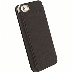 Krusell 75600 Malmo FlipCase for Apple iPhone 5, iPhone 5S, iPhone 5C - Black