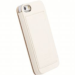 Krusell 75601 Malmo FlipCase for Apple iPhone 5, iPhone 5S, iPhone 5C - White