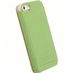 Krusell 75603 Malmo FlipCase for Apple iPhone 5, iPhone 5S, iPhone 5C - Green