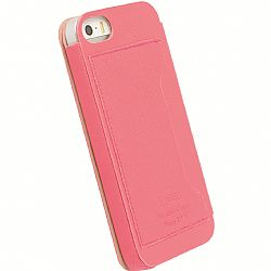 Krusell 75604 Malmo FlipCase for Apple iPhone 5, iPhone 5S, iPhone 5C - Pink