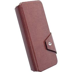 Krusell 76020 Kalmar FlipWallet Case for Apple iPhone 6 - Brown