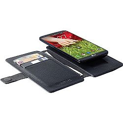Krusell Malmo FlipWallet Slide Case 4XL for iPhone 6 / HTC ONE (M8) / Samsung Galaxy A5 amongst others)
