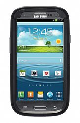 OtterBox Defender Case for Samsung Galaxy S3 III (Black)