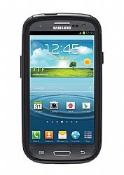 OtterBox Commuter Series Case for Samsung Galaxy S3 III (Black)