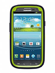 OtterBox Defender Case for Samsung Galaxy S3 III (Atomic Green)