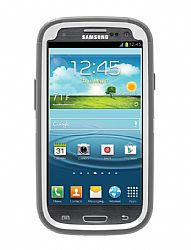 OtterBox Defender Case for Samsung Galaxy S3 III (Glacier White)