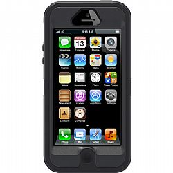 OtterBox Defender Series for Apple New iPhone 5 - Black
