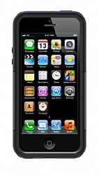 OtterBox iPhone 5 Commuter Series Case - Black