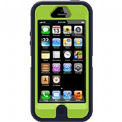 OtterBox Defender Series for Apple New iPhone 5 - Punk Green