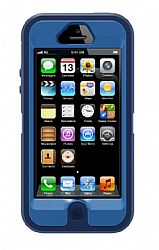 OtterBox Defender Series for Apple New iPhone 5 - Night Sky Blue