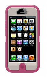 OtterBox Defender Series for Apple New iPhone 5 - Blush Pink