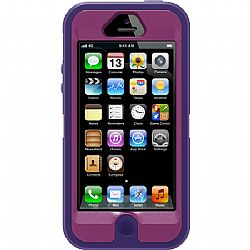 OtterBox Defender Series for Apple New iPhone 5 - Boom Purple