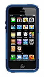 OtterBox iPhone 5 Commuter Series Case - Night Sky (Ocean Blue / Night Blue Sky)