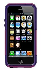 OtterBox iPhone 5 Commuter Series Case - Boom (Pop Purple / Violet Purple)