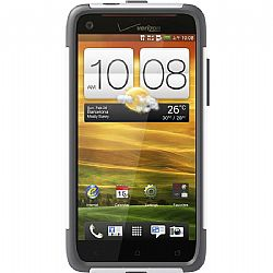 OtterBox HTC DROID DNA Commuter Series case - Glacier White