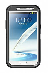OtterBox Defender Series Case for Samsung Galaxy Note 2 - Black
