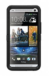 OtterBox HTC One Defender Series case - Black