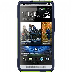 OtterBox HTC One Commuter Series case - Punked