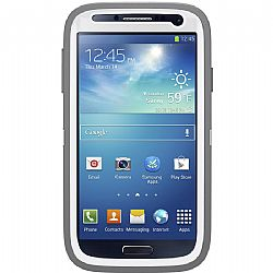 OtterBox Defender Series Case for Samsung Galaxy S4 - Glacier White