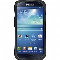OtterBox Reflex Case for Samsung Galaxy S4 - Vapor (Transparent Clear / Grey)
