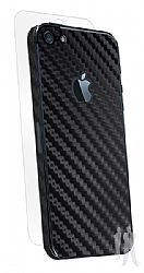 BodyGuardz Carbon Fiber Armor Full Body Protector for iPhone 5 - Black