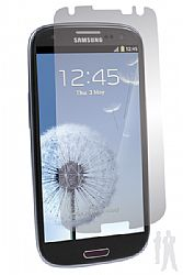 BodyGuardz HD Anti-Glare / Anti-Fingerprint Screen Protectors for Samsung Galaxy S III / S3