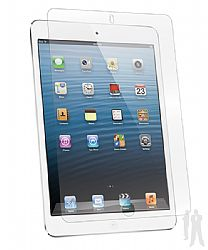 BodyGuardz UltraTough Optically Clear Screen Protector with Anti-Microbial for Apple iPad Mini - Gel Apply