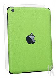 BodyGuardz Armor Rindz Full Body Stylish Protection Film for Apple iPad Mini - Lime Juice