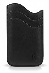 Bodyguardz Premium Pocket Leather Case for NEW iPhone 5 - Black