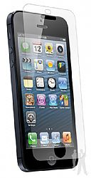 Bodyguardz UltraTough Clear Screen Protectors for Apple iPhone 5/5C/5S (Gel/Dry Apply) - Case Friendly