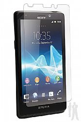 BodyGuardz UltraTough Optically Clear Screen Protector with Anti-Microbial for Sony Xperia T / Sony Xperia TL