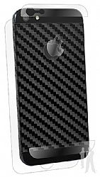BodyGuardz Carbon Fiber Armor Full Body Protector for iPhone 5 - Style Cut - Black