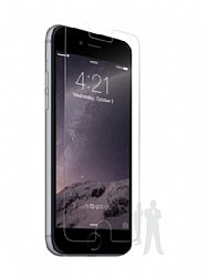 BodyGuardz HD IMPACT Clear Screen Protector for Apple iPhone 6