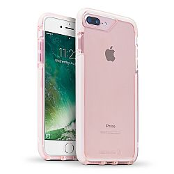 Bodyguardz Ace Pro Case for Apple iPhone 6/6s/7/8 Plus - Pink/White