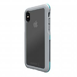 Bodyguardz Trainr Pro Case for iPhone X/Xs - Gray/Mint (No Armband) - Non Secure Packaging
