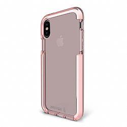 Bodyguardz Ace Pro Case for iPhone X - Rose/White