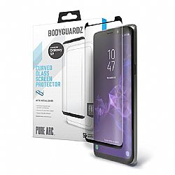 Bodyguardz Pure Arc Glass Screen Protector for Samsung Galaxy S9