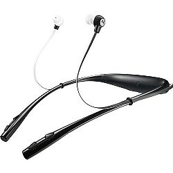Motorola Buds Bluetooth Stereo Headsets - Black