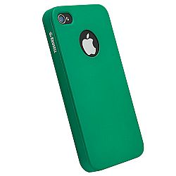 Krusell 89601 ColorCover for Apple iPhone 4/4S - Green