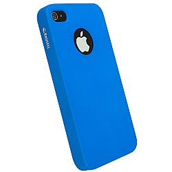 Krusell 89602 ColorCover for Apple iPhone 4/4S - Dark Blue