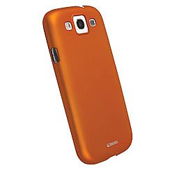 Krusell 89680 ColorCover for Samsung Galaxy S III / S3 - Orange