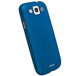 Krusell 89681 ColorCover for Samsung Galaxy S III / S3 - Blue